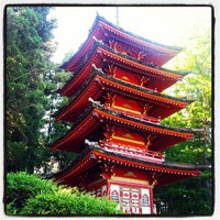 Photo taken at Japanese Tea Garden by B A. on 6/23/2013