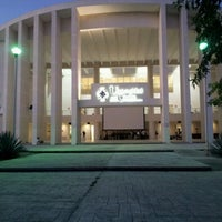 Photo taken at Universidad del Caribe by Pamela C. on 1/30/2013