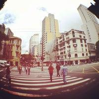 Photo taken at Avenida Ipiranga by KINGUINNESS DJ on 3/22/2013