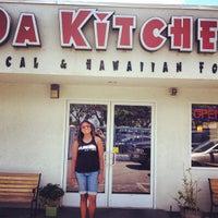 Photo taken at Da Kitchen Cafe by Da Kitchen on 4/18/2013