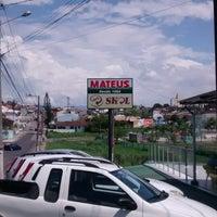 Photo taken at Mini Mercado Mateus by Márcio A. on 3/8/2014