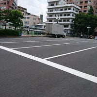 Photo taken at 美倉橋 by zeroweb_boss on 6/13/2018