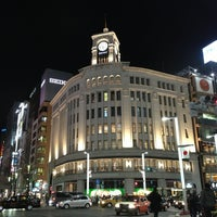 Photo taken at Ginza by zeroweb_boss on 1/6/2013