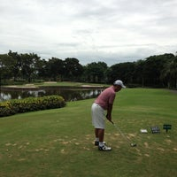 Photo taken at Thana City Golf & Sports Club by zeroweb_boss on 7/11/2013
