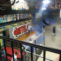 Photo taken at Skatelab Skatepark by Mae W. on 10/4/2013