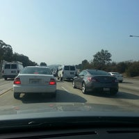 Photo taken at US-101 / I-405 Interchange by Mae W. on 9/11/2013