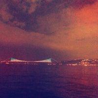 Das Foto wurde bei Kandilli Sahili von kaan c. am 12/27/2012 aufgenommen
