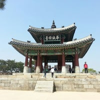 Photo taken at Hwaseong Fortress by Norbert E. on 4/30/2013