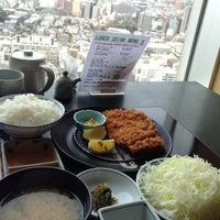 Photo taken at Main Tower by masaki o. on 3/13/2013