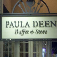 Photo taken at Paula Deen Buffet Harrah's Tunica by Deborah F. on 9/19/2012