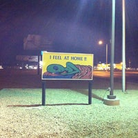Photo taken at Super 8 Motel Roswell (New Mexico) by Sydni S. on 12/22/2012