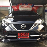 Photo taken at Siam Nissan BKK by Teaser_oh (. on 10/29/2017