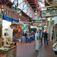 Photo taken at George's Street Arcade Market by Juan G. on 7/18/2013