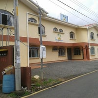 Photo taken at Hotel Posada Jacó by Cary m. on 2/2/2013