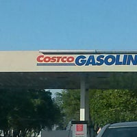 Photo taken at Costco Gasoline by Aizen H. on 4/28/2013