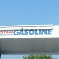 Photo taken at Costco Gas Station by Aizen H. on 9/27/2012