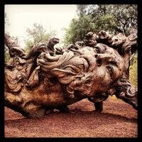 Foto tomada en Museo Diego Rivera-Anahuacalli por Cecy H. el 4/28/2013