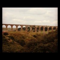 Photo taken at Arcos del Sitio by Cecy H. on 9/30/2012