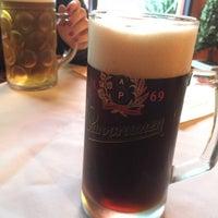 Photo taken at Cafe Prague by Eunice B. on 1/16/2016