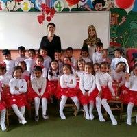 Photo taken at Muradiye Cumhuriyet İlkokulu by Ayse A. on 5/13/2016