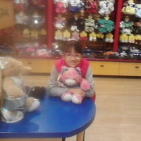 Photo taken at Build-A-Bear Workshop by Brenda M. on 9/22/2012