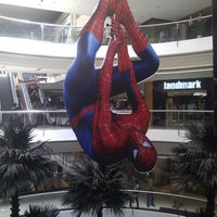 Photo taken at The Forum Mall by Vivek N. on 12/17/2012