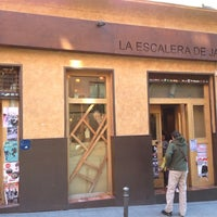 Photo taken at La Escalera de Jacob by Petri H. on 11/1/2012