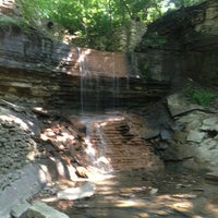Photo taken at Hidden Falls Regional Park by Ann Marie B. on 7/4/2013
