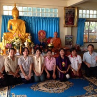 Photo taken at wat aranyawas by Dr. Thapanut S. on 4/5/2015