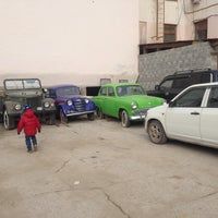 Photo taken at Досааф by mimizhonok on 10/4/2014