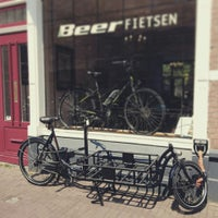 Photo taken at Beer Fietsen by Juanman32 on 6/5/2016