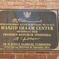 Photo taken at Masjid IMAAM by denmas d. on 6/3/2017