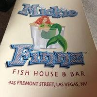 Photo taken at Mickie Finnz Fish House & Bar by Cindy V. on 7/5/2013