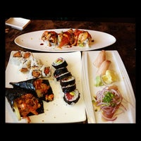 Photo taken at Sumo Sushi by Mary G. on 10/4/2012