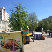 Photo taken at МТС by Верунька  С. on 4/24/2014