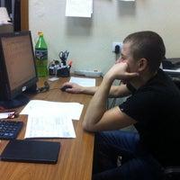 Photo taken at Кабинет МОПа by Верунька  С. on 12/2/2013