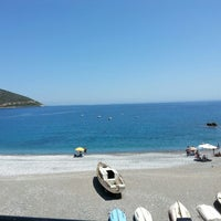 Photo taken at Kyparissi by Stathis S. on 7/28/2014