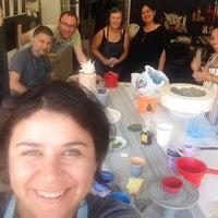 Photo taken at Çamurhane Seramik Atolyesi by Nazem C. on 8/9/2014