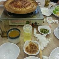 Photo taken at AEON Metro Prima Shopping Centre by Ding W. on 12/31/2012