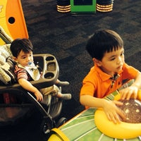 Photo taken at Chuck E. Cheese's by Katherine R. on 3/4/2014