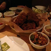 Photo taken at Ma'ono Fried Chicken & Whisky by Matthew B. on 2/17/2013