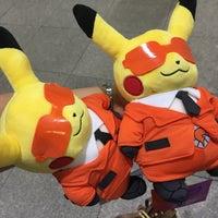 Photo taken at Pokemon Store by Megu m. on 8/21/2017