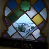 Photo taken at جامع التوبة - Attawba Mosque - Sidi Dherif - Ennasr by Noomen D. on 8/7/2017