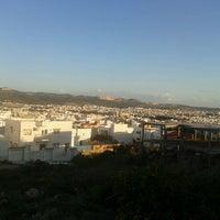 Photo taken at Cité Essaha by Noomen D. on 3/28/2014