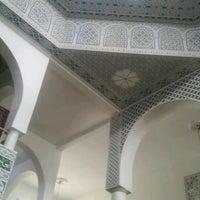 Photo taken at جامع التوبة - Attawba Mosque - Sidi Dherif - Ennasr by Noomen D. on 4/3/2017