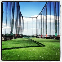 Photo taken at The Golf Club at Chelsea Piers by Dhiren K. on 6/2/2013