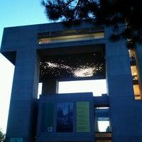 Photo taken at Herbert F. Johnson Museum of Art by Amanda P. on 10/22/2012