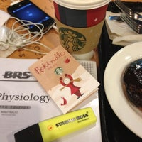 Photo taken at Starbucks Coffee by Edward Matthew Y. on 11/10/2012