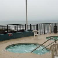 Photo taken at Grande Shores Ocean Resort by Joon on 2/24/2013