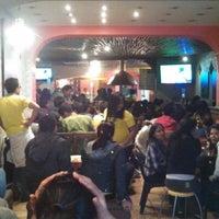 Photo taken at Mongos Lounge & Grill by Renan E. on 10/12/2012